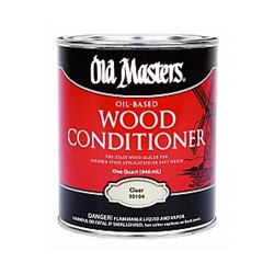 Old Masters Stain Controller Wood Conditioner Quart
