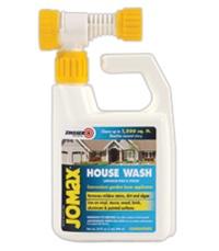 Zinsser Jomax House Wash Amp Mildew Stain Remover