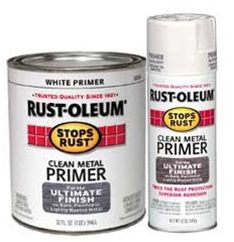 Rust Oleum Stops Rust Clean Metal Primer