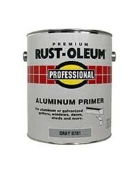 rust-oleum professional aluminum primer gallon 8781402