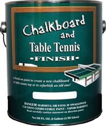 Sheffield Chalkboard Amp Table Tennis Paint