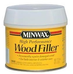 Minwax High Performance Wood Filler