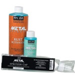 Modern Masters Metal Effects Patina Aging Solutions & Activators