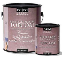 Modern Masters Venetian Plaster Top Coat