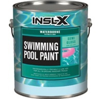 Insl X Waterborne Pool Paint
